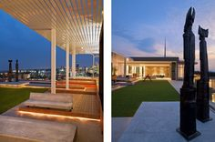 Lavish Triplex Penthouse in Johannesburg, South Africa