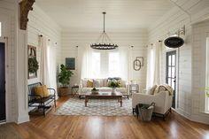 Tour HGTV Stars Chip & Joanna Gaines' Charming Magnolia House | House & Home