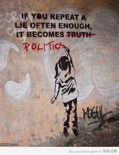 politics lol but true