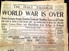 28 Newspaper Headlines From the Past That Document History's Most Important Moments Newspaper Article, Old Newspaper, Newspaper Archives, Women In History, World History, British History, Ancient History, American History, History