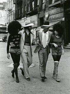 Afro american fashion 1960 100