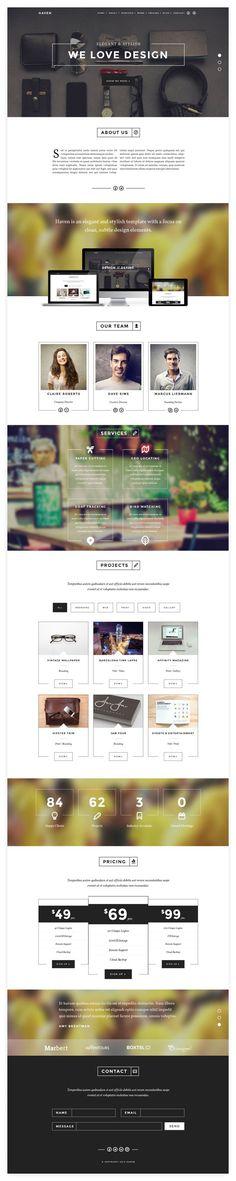 Сайты c хорошим дизайном {Best web sites design}