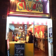 Pizza Circus : Gratis, barcelona