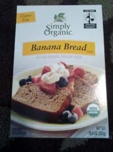 Simply Organic brand food products review