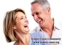 GFR 13, Creatinine 5, Urea 87: Alternative Treatment Other Than Dialysis