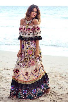 Anjuna, Beach Couture 2016