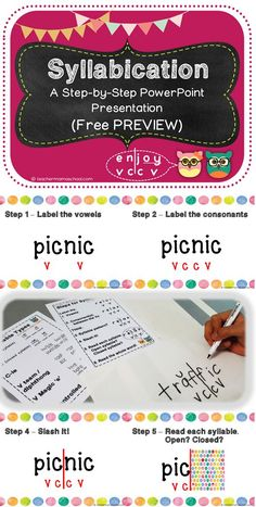 Read VCCV words with these free printable books | To read, Words ...