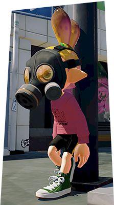 Mask #Splatoon