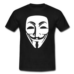 anonymous T-skjorte | Spreadshirt | ID: 19895487