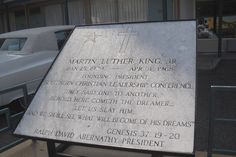 IN REMEMBRANCE of The Rev. Dr. Martin Luther King, Jr.