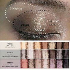 I love Younique's palettes, beautiful colors with great coverage (that stays in place)! Click for more information or to check out the palette colors Younique has to offer!