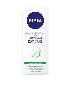 KASVONHOITO - NIVEA / MATTIFYING DAY CARE tai muu rasvoittuvalle iholle tarkoitettu kosteusvoide.