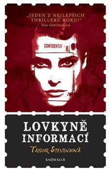 Obálka titulu Lovkyně informací