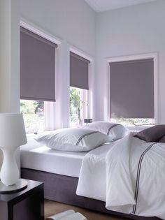 So simple, Anthony would love! Blinds For Windows, Curtains With Blinds, Home Bedroom, Bedroom Decor, Interior Design Advice, Inspired Homes, Sofa Set, Home And Living, Sweet Home
