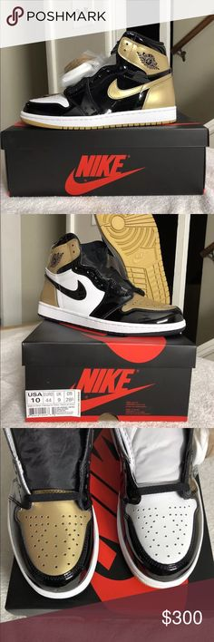 Air Jordan 1 Retro Gold Top 3s 100% Authentic 🔹 We are a very negotiable service 🔹 We provide overnight shipping and express shipping 🔹 Our transactions are made through third party applications 🔹 If you are interested in buying this product please contact us via 646-431-6521 🔹 Air Jordan Shoes Sneakers