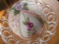 pincushion pattern of Brenda Ryan's