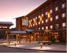 Little Creek Casino Resort Shelton (Washington) Located 16 miles away from Olympia, this resort offers a gaming floor and a variety of restaurants, bars and cafes.  All guest rooms include free Wi-Fi.  Free guest parking is available.