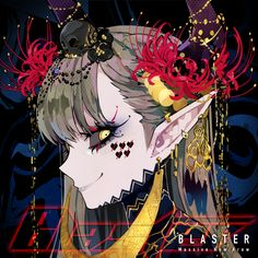 , Sia appears in Blaster's jacket art, marking the first character to be made an event partner after its release Anime Oc, Fanarts Anime, Manga Anime, Character Inspiration, Character Art, Character Design, Manga Drawing, Manga Art, Pretty Art