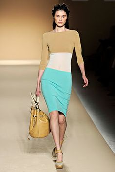 colour block, Max Mara
