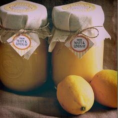 The Lemon curd is waiting for me.  I'll be right there, dear!