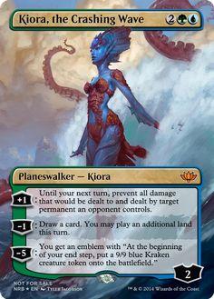 kiora, the crashing wave