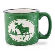 Camp Mug Moose