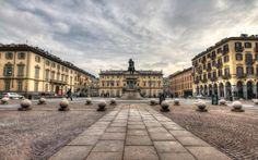 Piazza Bodoni #torino #turin #piemonte #lamiatorino Photocredit Flickr Francesco Urso @chicco_u