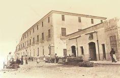 La Fábrica de Tabacos, edificio construido a mediados del siglo XVIII por el Obispo Elías Gómez de Terán