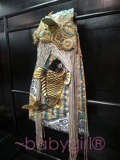 Kabuki Kimono exhibition at Isetan, KLCC