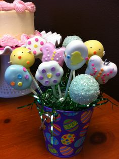Edible Easter Treats   beautiful, edible treat for Easter from Cakes in Love ...   Dessert ...