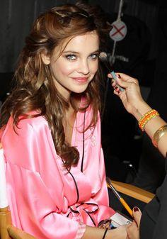 BARBARA PALVIN #hair #makeup #beauty #2012