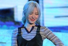 Kpop Girl Groups, Korean Girl Groups, Kpop Girls, Red Valvet, Wendy Red Velvet, Hair Dye Colors, Japan Girl, Seulgi, My Baby Girl