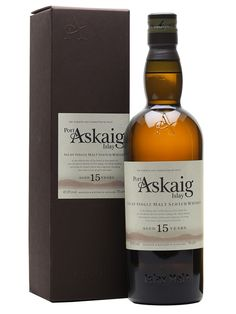 Port Askaig 15 Year Old Scotch Whisky : The Whisky Exchange