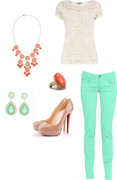 Fashion Friday - My inspiration outfit
