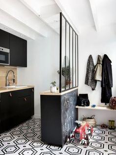 61 ideas home kitchen decor small apartments for 2019 Kitchen Interior, Interior Design Living Room, Living Room Designs, Cosy Kitchen, Kitchen Decor, Small Apartments, Small Spaces, Rustic Closet, Small Apartment Decorating
