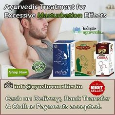 No Fall capsules, Maha Rasayan capsules and King Cobra oil together serve as the most powerful ayurvedic treatment for excessive masturbation effects in men. #excessivemasturbation #masturbationeffects #sexualhealth #overmasturbation