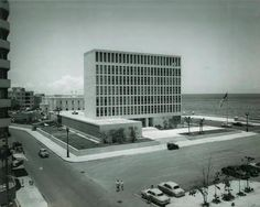Harrison & Abramovitz's U.S. Embassy Reopens in Havana