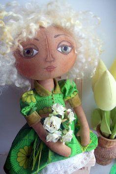 Alisa - spring doll