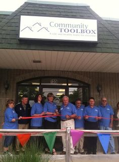 Community Toolbox is a great local non-profit in Portsmouth that accepts donations of new and used home building supplies they then sell at their outlet store. Check them out! http://www.greenalliance.biz/business/community-toolbox-inc