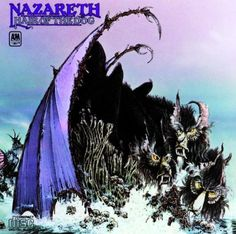 """Nazareth, Hair Of The Dog**** (1975): This album is one of the heaviest albums from the era which kind of surprises me considering how the band began. When all is said and done, this is a great album that has some killer tunes on it. It even has one of the prototype power ballads on it in """"Love Hurts."""" Everyone knows that one and the title track, but you should listen to """"Please Don't Judas Me"""" and """"Beggars Day Rose in the Heather."""" Killer tracks. Killer album. (4/18/14)"""