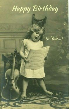 Happy birthday to you! - Happy Birthday Funny - Funny Birthday meme - - Happy birthday to you! The post Happy birthday to you! appeared first on Gag Dad. Images Vintage, Vintage Pictures, Vintage Photographs, Old Pictures, Old Photos, Children Pictures, Music Pictures, Birthday Images, Birthday Ideas