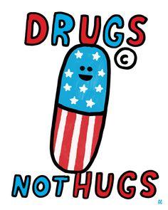 Al Murphy - drugs not hugs