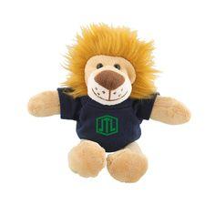 AK187LION - Mascots Lion - Advertising Stuffed Animals #lion #marketing