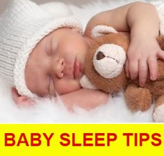 Tips for helping babies sleep through the night