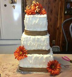 Beth's Sweets & Treats: Wedding cake