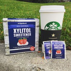 Your chance to WIN!!! Our little #xylitol packets are perfect to take anywhere and we are giving two boxes away today for #NationalCoffeeDay! One for you and one for them! Follow @xyloburst and tag a coffee loving friend below! You can tag as many friends as you would like but please only one per line! We will pick our winner at midnight tonight and notify you on this post! Open to US residents 18 and older! This contest is in no way affiliated with Instagram! #win #sugarfree…