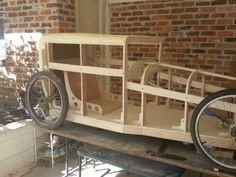 Soapbox racer progress pic