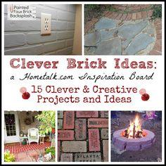 Creative Ideas with Brick