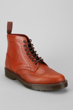Dr. Martens Affleck Brogue Boot