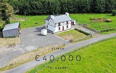 IrishCentral - Your daily source for everything Irish | IrishCentral.com Houses In Ireland, Moving To Ireland, Old Cottage, Dream Properties, Passion Project, My Property, New Builds, Hearth, Old Houses